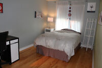 Large Bedroom for rent in Sunny Condo