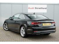 2019 Audi A5 DIESEL COUPE 40 TDI S Line 2dr S Tronic Auto Coupe Diesel Automatic