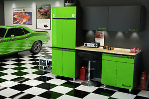 Custom Storage Cabinet Sets and design for your Garage Kitchener / Waterloo Kitchener Area image 1