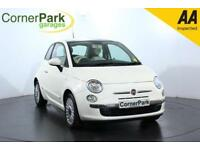 2009 FIAT 500 POP HATCHBACK PETROL