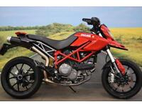 Ducati Hypermotard 796 **Hand Guards, Brembo Brakes, Adjustable Levers**