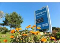 STATIC CARAVAN FOR SALE NEWQUAY HOLIDAY PARK, CORNWALL