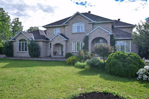 Custom Waterfront Greely Home