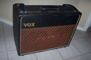 Old 60's Vox AC30 or AC15 amplifier head or combo
