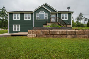 Almost 2 acres and an 8 year old home for only $315,000!!!