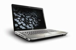 Lap Top Portable HP model DV6-200ca + case en cuire