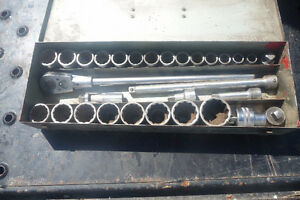 Snap on Socket set