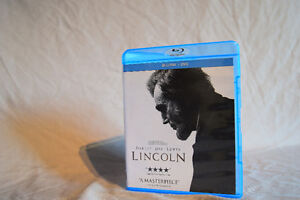 "Steven Spielber's ""Lincoln"" Blu Ray Only"