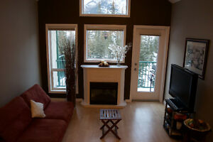 Short term rental condo in Canmore