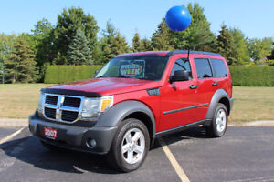 2007 Dodge Nitro SXT SUV, Crossover**SALE PRICE**
