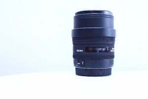 Sigma 10mm f/2.8 Fisheye Lens for Canon