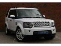 2013 Land Rover Discovery 4 3.0 SD V6 LCV 4X4 5dr SUV Diesel Automatic