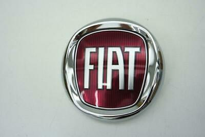 Genuine Fiat Bravo Badge With Red Trim 51806825
