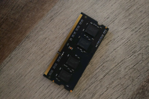 8 Gb (2 x 4GB) DDR3 ram for iMac