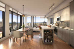 Brand New 2 Bed/2 Bath Suite At TANU Condos In Port Credit!