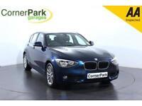 2014 BMW 1 SERIES 116D SE HATCHBACK DIESEL