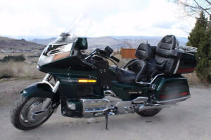 1997 Canadian Edition Gold Wing