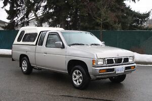 1997 Nissan Hardbody extended cab Pickup Truck