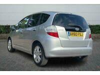 2010 Honda Jazz 1.4 I-vtec EX 5Dr I-shift Auto Automatic Hatchback Petrol Automa
