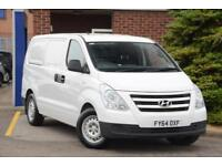 2014 Hyundai iLoad 2.5 CRDi Comfort (116PS) Panel Van Diesel white Manual