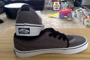 Grey Authentic Vans