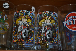 $10 for PAIR - GREAT MUPPET CAPER Glasses - 1981