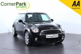 2010 MINI HATCH COOPER S HATCHBACK PETROL