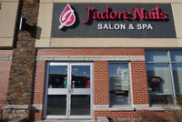 Part-Time Receptionist Needed at a Busy Nail Salon