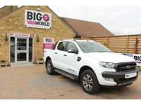 2016 FORD RANGER WILDTRAK TDCI 197 4X4 DOUBLE CAB AUTO PICK UP DIESEL