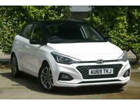 2019 Hyundai i20 5 Door 1.2 MPi (84ps) PLAY Hatchback Petrol Manual