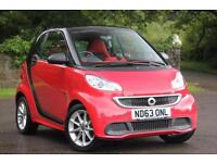 2014 SMART FORTWO COUPE PASSION MHD COUPE PETROL
