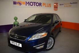 2013 FORD MONDEO ZETEC BUSINESS EDITION TDCI S/S HATCHBACK DIESEL