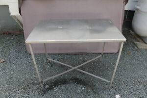 Food Grade Stainless Steel Table #1