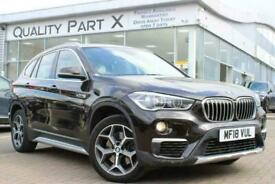image for 2018 BMW X1 2.0 20i xLine Auto xDrive (s/s) 5dr SUV Petrol Automatic