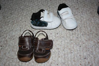 Boys size 5 toddler shoes