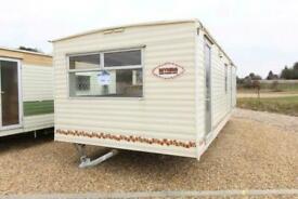 Static Caravan Mobile Home Cosalt Riviera 29x10ft 2 Beds SC7044