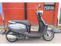 2017 67 MASH CITY125 * FINANCE AVAILABLE, FREE UK DELIVERY*