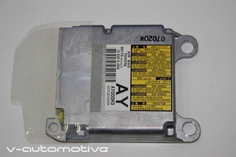 2007 LEXUS LS 460 / SRS CONTROL MODULE 89170-50320