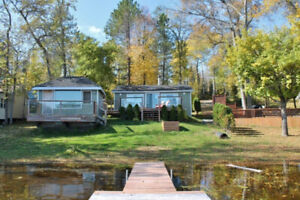 Welcome to Your Lakeside Cottage on Bear Lake!