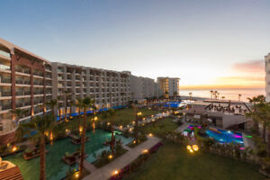 TIME SHARE UNIT AT KRYSTAL GRAND LOS CABOS RESORT