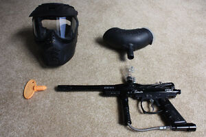 Spyder Sonix Paintball Gun (Reduced)
