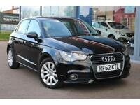 2012 AUDI A1 1.4 TFSI Sport BLUETOOTH, 16andquot; ALLOYS and 6 SPEED
