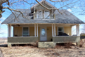 Charming  Country Home for Sale (only 20 Minutes from Riverview)