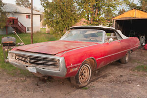 1969 chrysler 300 convertible for body
