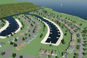 Premium Lake lot on canal, get started on a great retirement!!