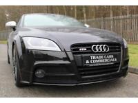2013 13 AUDI TT 2.0 TTS TFSI QUATTRO S LINE BLACK EDITION 2D AUTO 268 BHP