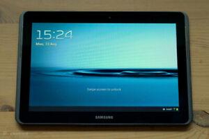 SAMSUNG TAB 2 10.1 WI-FI, 16 GB +ETUI