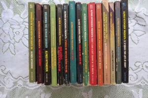 Alfred Hitchcock Presents, 15 books from series, paperback