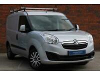 2015 Vauxhall Combo 1.3 CDTi 2000 16v Sportive Panel Van L1 H1 3dr Panel Van Die