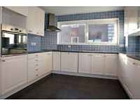 A stunning 4 double bedroom flat to rent with 2 bathrooms on a peaceful, residential street.